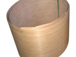 Обои на основе древесного шпона