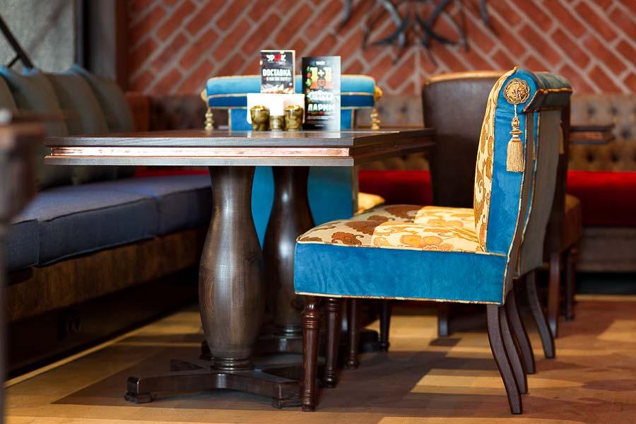 8 советов по выбору мебели для ресторанов, кафе, баров и клубов в 2017 году
