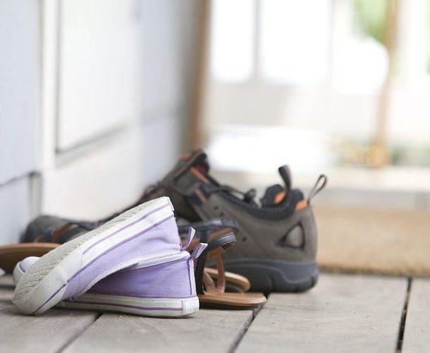 антибактериальная обработка обуви