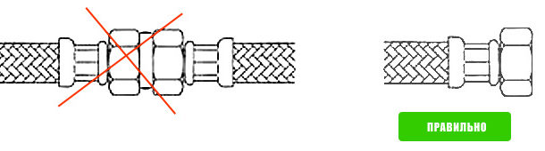 9 советов по выбору гибкого шланга для подводки воды