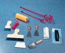 необходимые инструменты для декоративной штукатурки