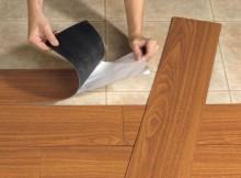 Винилам - виниловое напольное покрытие