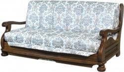 Диван-кровать из массива бука