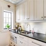 фото в интерьере маленькой кухни