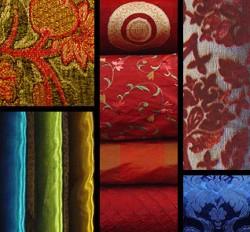 выбрать ткань для штор