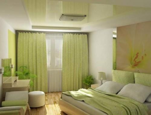 Выбираем шторы в спальню: виды, цвет и дизайн