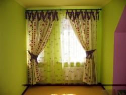Выбираем шторы в детскую: ткань, цвет, дизайн, особенности