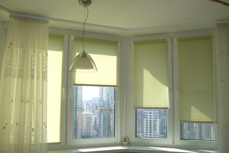 Как правильно выбрать рулонные шторы: ткань, цвет, особенности    Строительный блог Вити Петрова