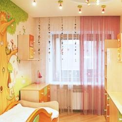 шторы в детской комнате