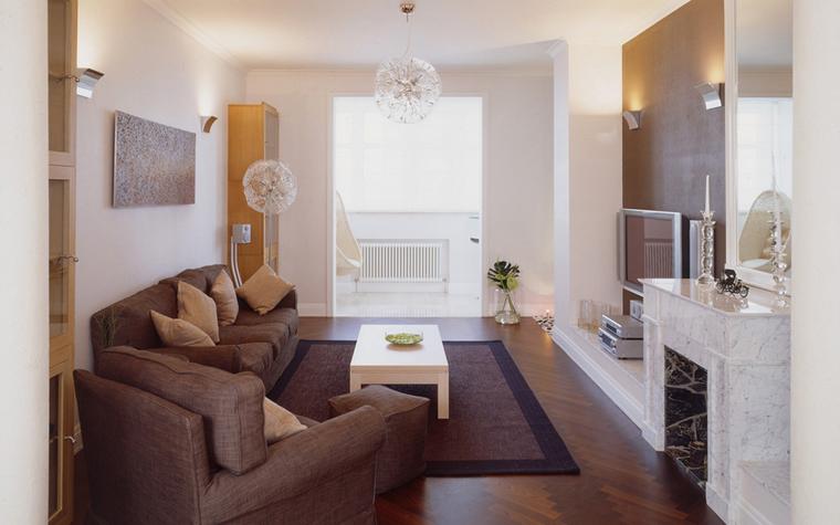 маленькая гостиная мебель 3