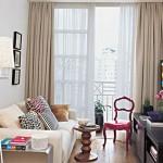маленькая гостиная мебель 5