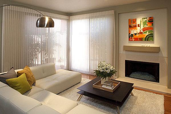 Идеи для дизайна маленькой гостиной