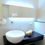 маленькая ванная комната освещение 3