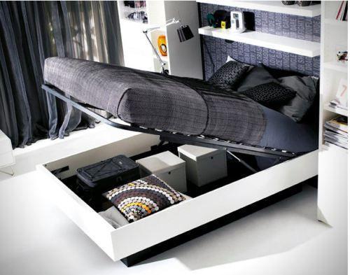 дизайн маленьких квартир хранение