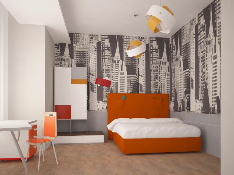 дизайн маленьких квартир меняем местами