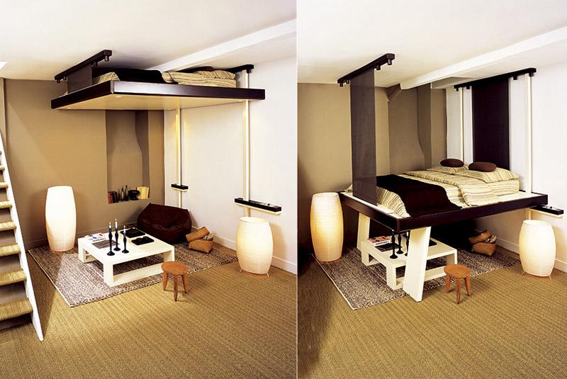 дизайн маленьких квартир минимализм 3