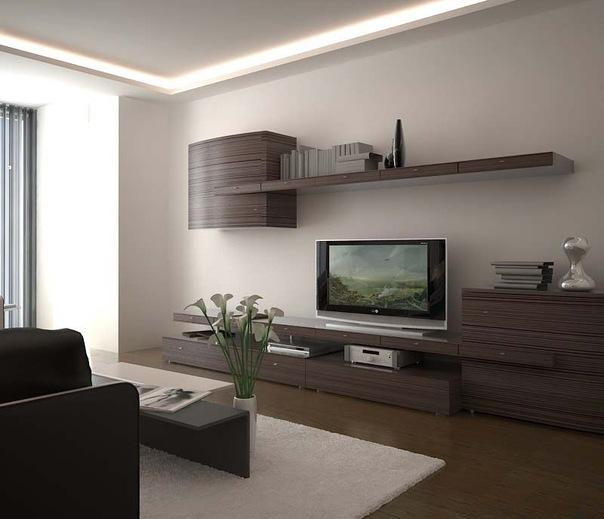 дизайн маленьких квартир минимализм