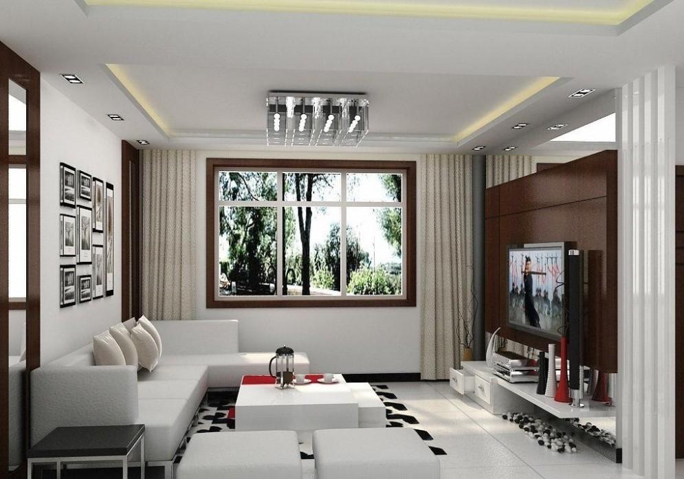 дизайн маленьких квартир цвет