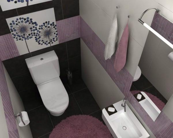 маленький туалет декор 4