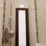 маленький туалет освещение 2
