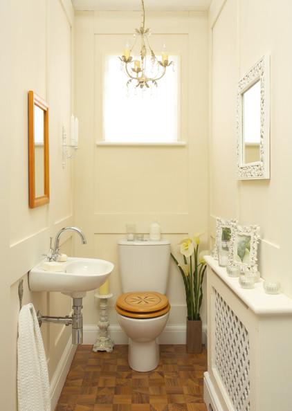 маленький туалет цвет 2