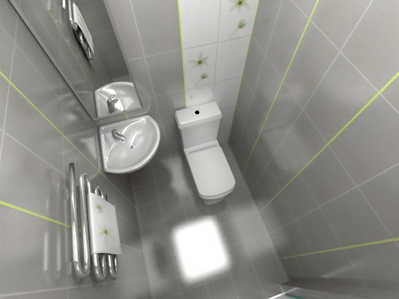 Варианты дизайна туалета фото