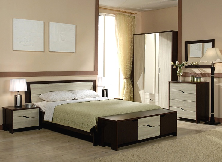 мебель для спальни комод 2