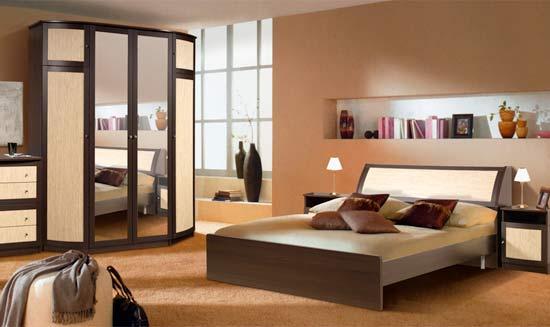 мебель для спальни цвет 2