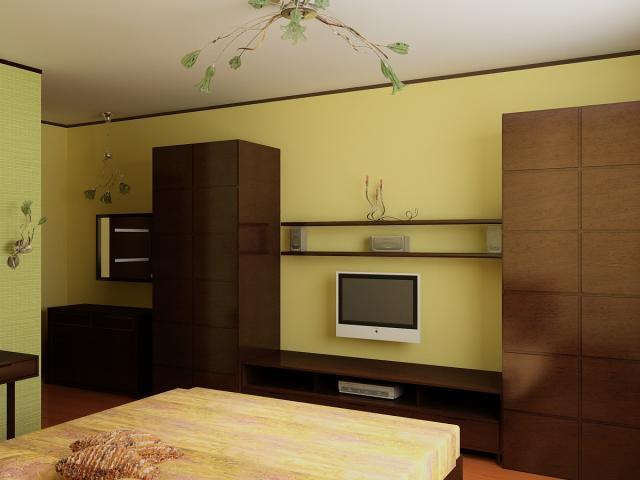 мебель для спальни тв 3