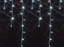 светодиодная бахрома использование
