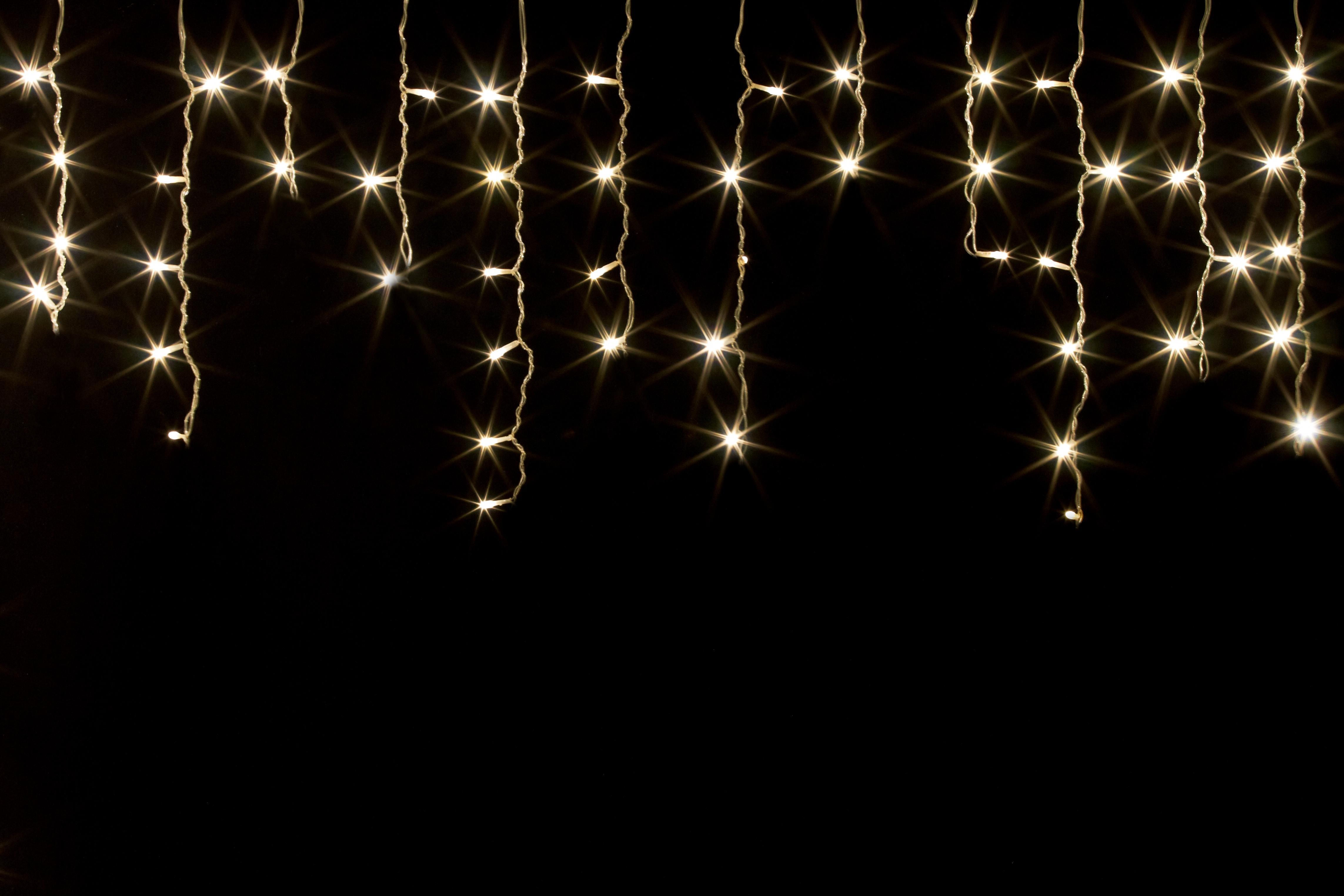 светодиодная бахрома