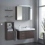ванная комната навесные шкафчики