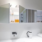 ванная комната навесные шкафчики 4