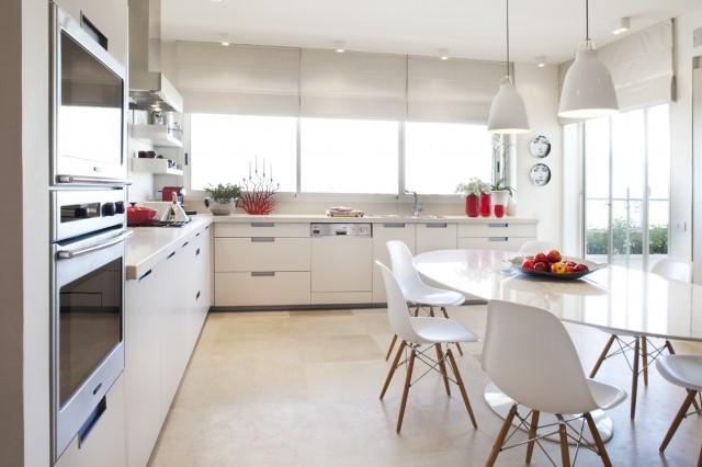 кухня кухонный стол 3