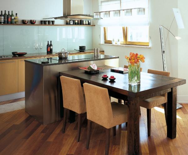 кухня кухонный стол