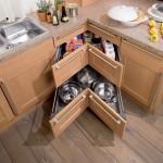кухня места хранения 5