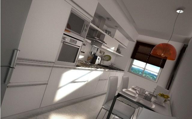 кухня планировка линейная