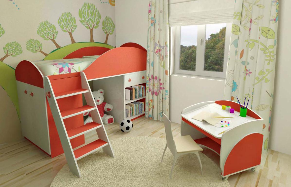мебель для детской ДСП