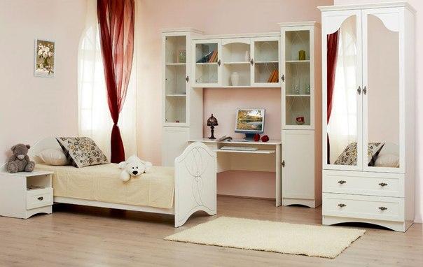 мебель для детской МДФ 2