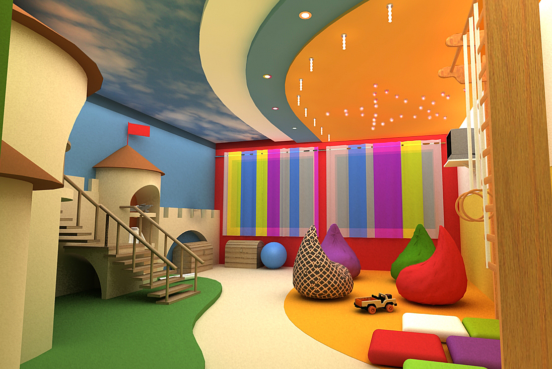 мебель для детской игровой уголок