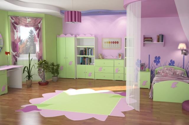 мебель для детской комнаты цвет 2