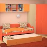 мебель для детской комнаты цвет 8