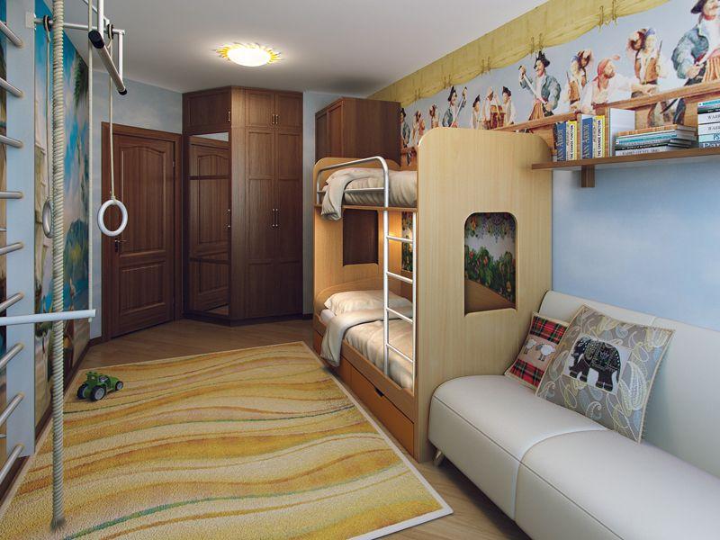 мебель для детской планировка
