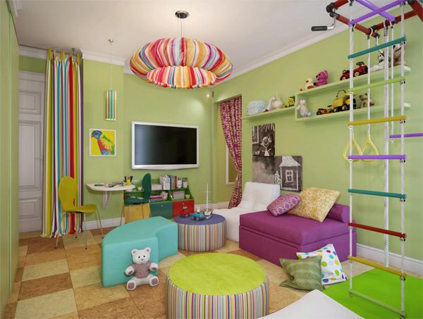 мебель для детской спортивный уголок 3