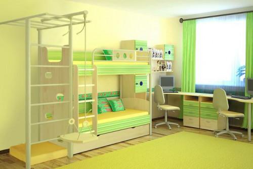 мебель для детской спортивный уголок