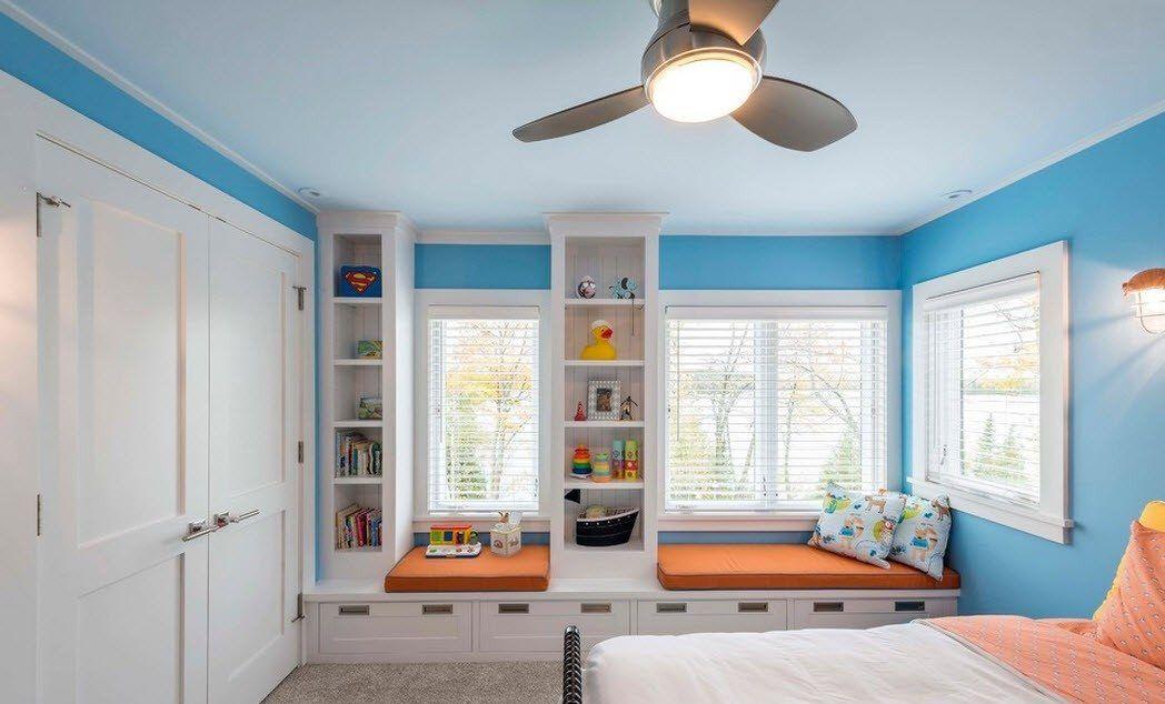 мебель для детской возраст ребенка 2