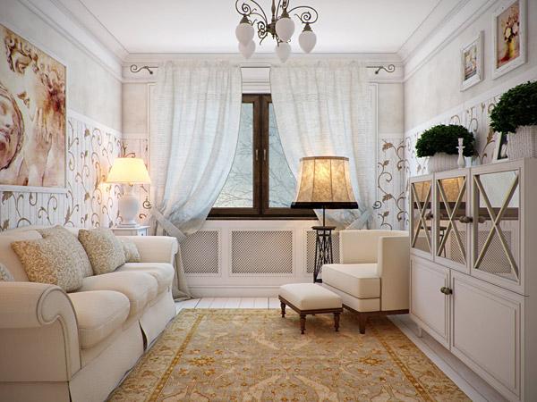 мебель для гостиной стиль 3