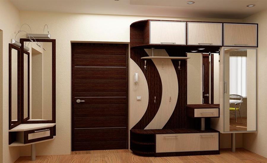 мебель для прихожей размер 2