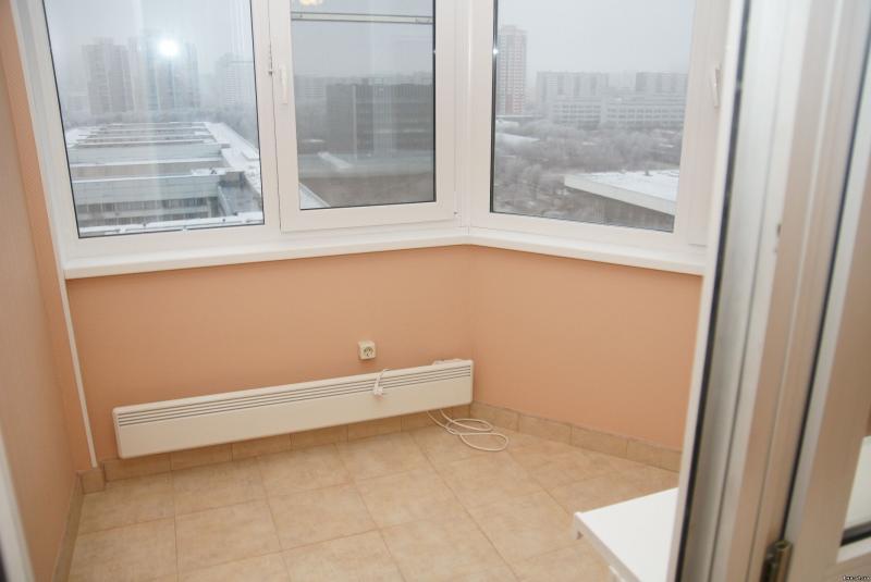 отделка балкона гипсокартоном 3