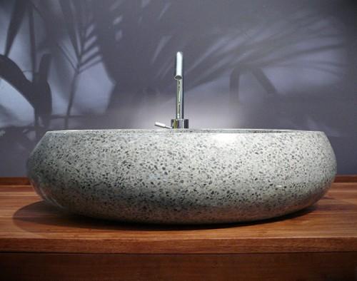 умывальник для ванной каменный